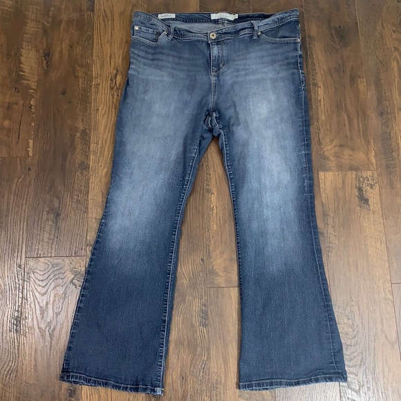 Torrid Luxe Slim Boot Medium Wash Jeans